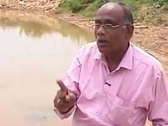 One Man's Crusade To Not Let Rain Water Go To Waste