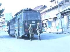 3 Soldiers Killed In Attack On Army Convoy In Jammu And Kashmir's Anantnag