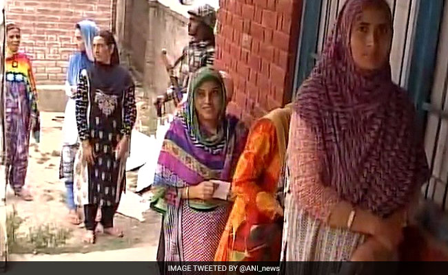 Notification Issued For First Phase Of Jammu And Kashmir Municipal Polls