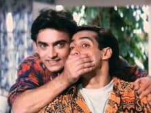 Aamir Khan Would 'Love' to do <I>Andaz Apna Apna 2</i> With Salman
