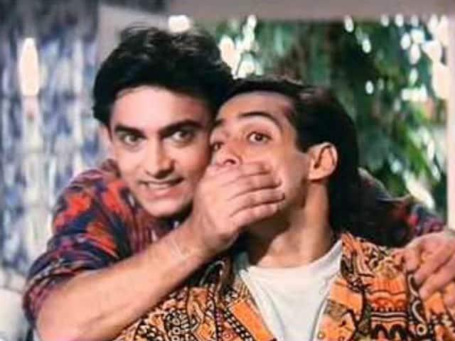 Aamir Khan Would 'Love' to do Andaz Apna Apna 2 With Salman