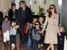 Angelina Jolie's Six Kids Are Learning Seven Languages