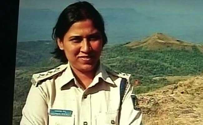 'Victim Of Corrupt Politics,' Says Karnataka Woman Cop Who Quit On Facebook