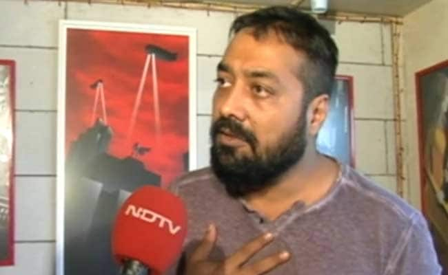 'He's Like A Dictator': Anurag Kashyap Lashes Out At Censor Chief Nihalani