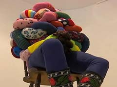 With Sanctions Gone, Iran's Contemporary Art Scene Takes Flight