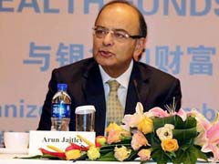 India Preparing Projects Worth $2-3 Billion For Funding By AIIB: Arun Jaitley