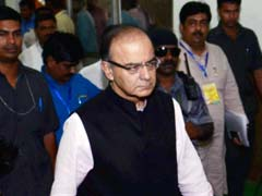 India Maintaining High Growth Amid Tough Global Economy: Jaitley