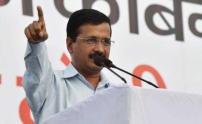 स्वामीनाथन आयोग की रिपोर्ट लागू न करके भाजपा ने किसानों की पीठ में छुरा घोंपा : अरविंद केजरीवाल