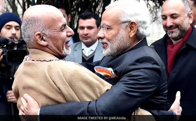 Afghan President Ashraf Ghani's 2-Day India Visit Starts Today