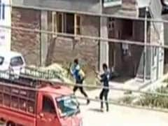 Kashmir Terror Attack In Which 2 Cops Died, Caught On Camera