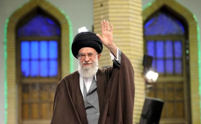 Hundreds Arrested As Khamenei Blames Iran's 'Enemies' For Unrest