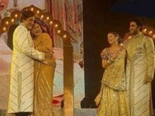 For Amitabh and Jaya Bachchan, a Special Anniversary Pic From Ash, Abhi