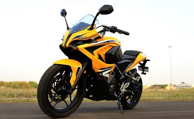 Bajaj Pulsar RS 200 Bike