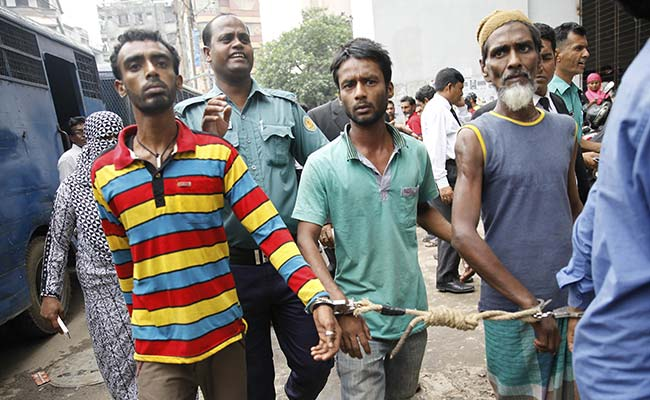 Over 8,000 Arrested In Bangladesh Anti-Terrorist Drive