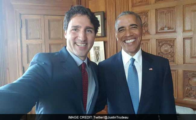 Caption This: Justin Trudeau, Barack Obama's 'Dudeplomacy' in Canada