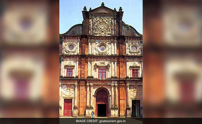 Man From Chennai Held For Stealing Cash From Church In Goa