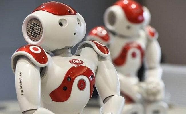 हिंदी सीखने फ्रांस से भारत पहुंचा एक रोबोट, इस शहर में करेगा पढ़ाई...