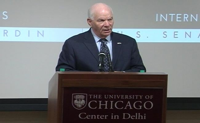पीएम मोदी की यात्रा से पहले अमेरिकी सीनेटर ने छेड़ा भारत में धार्मिक असहिष्णुता का जिक्र