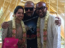 Singer Benny Dayal Gets Married. See Pics Here