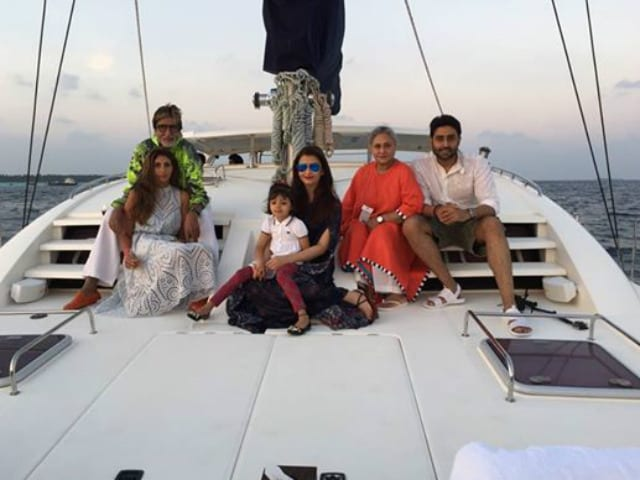 Amitabh Bachchan Says the Bachchans Are Just Another 'Ordinary' Family