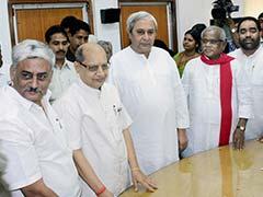 Congress Seeks President's Intervention In Odisha