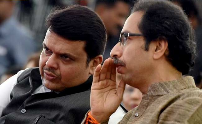 BJP Has Become 'A Version Of Congress', Says Shiv Sena