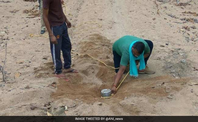 With No Gear, These Men Defused A Bomb In Maoist-Hit Chhattisgarh