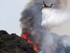 Central California Wildfire More Than Doubles In Size After Destroying Homes