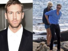Calvin Harris on Taylor Swift's 'Lo-Ki' Affair