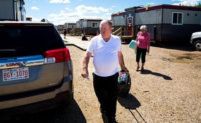 Trepidation Lingers As Canada Wildfire Evacuees Begin To Return