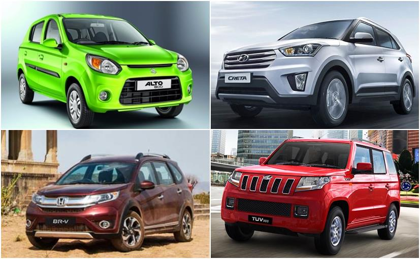 Maruti Suzuki And Toyota Register Double Digit Growth In Domestic S For November 2017