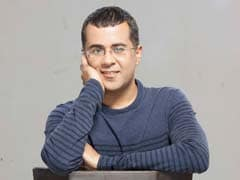 Chetan Bhagat Turns Gears From Writing, Twitter Charges At Him