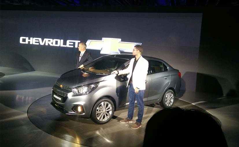 new car launched by chevrolet in indiaChevrolet Essentia Spotted Testing In India Again Launch Later