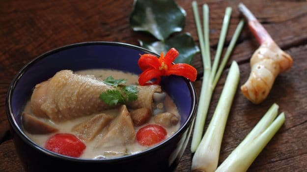 chicken lemongrass