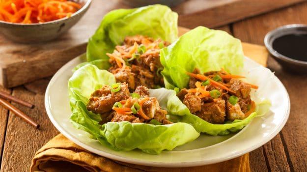 10 best wraps rolls recipes ndtv food hazelnut asian lettuce wrap recipe video forumfinder Images