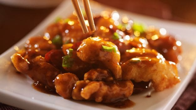 10 best chinese chicken recipes ndtv food sweet and sour chicken forumfinder Image collections