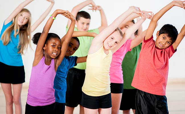 7 Out of 10 Children Exercise for Less Than 60 Minutes in a Day