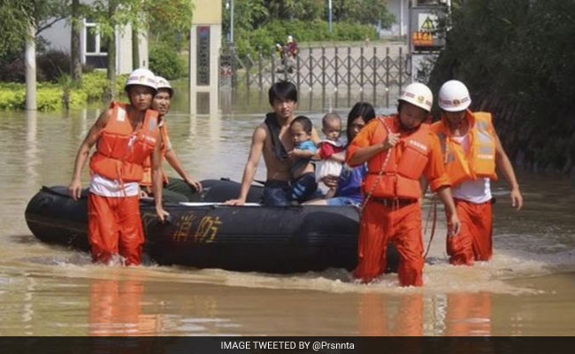 More Than 120 Dead In China Floods
