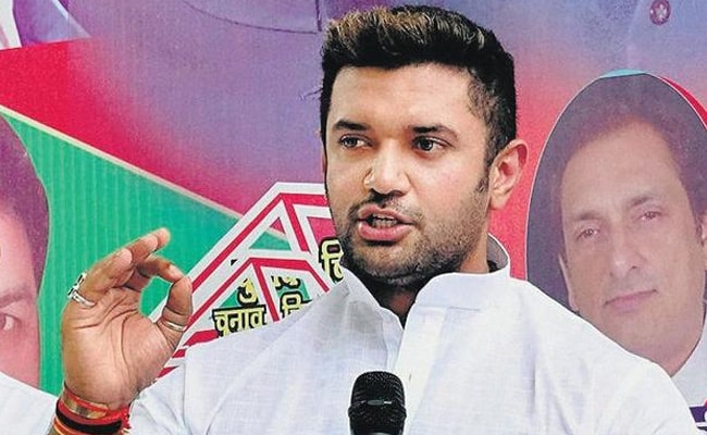 Chirag Paswan Elected Lok Janshakti Party President: Ram Vilas Paswan