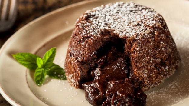 Chocolate Oat Fondant