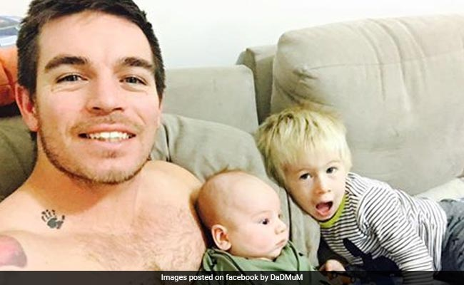 I Want To Be A Dad Again: What Oz Dad Learnt The Day He Had To Be A Mum