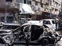 ISIS Claims Responsibility For Bombings Near Shrine In Damascus