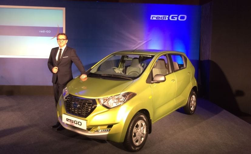 2016 Datsun Redi Go Launched In India Prices Start At 2 38 Lakh