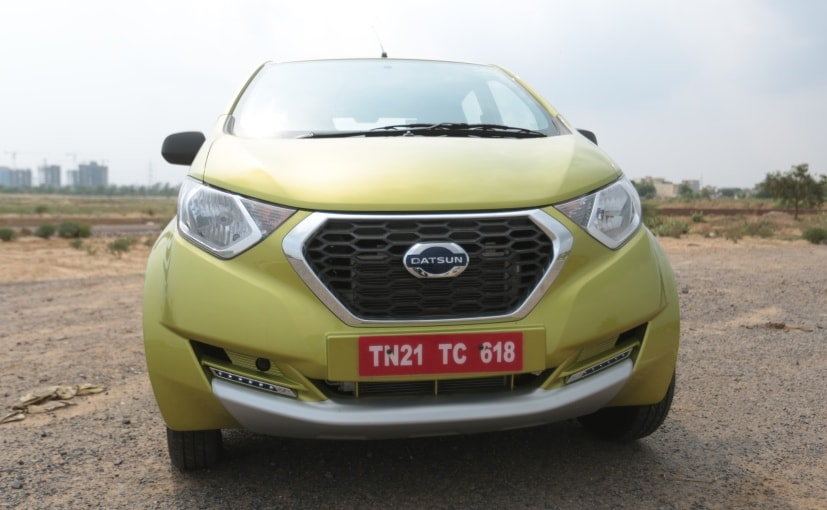 Datsun redi-GO Shares its Architecture with Renault Kwid