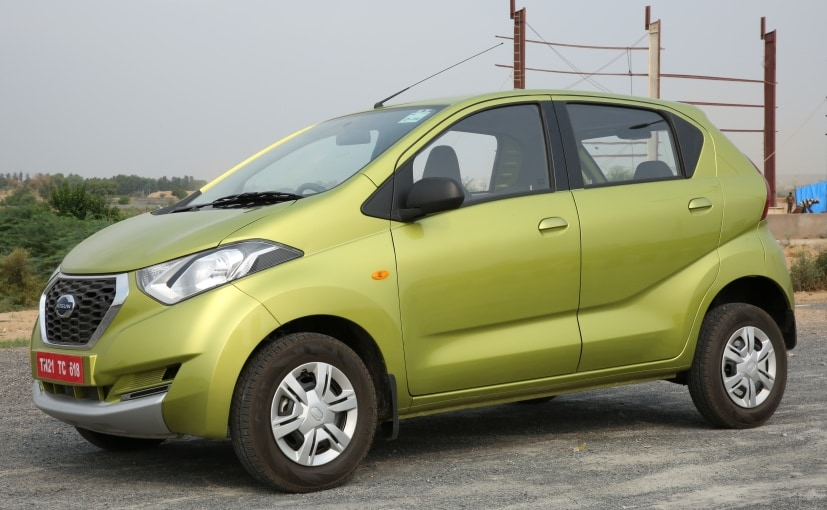 Datsun redi-GO and Renault Kwid Use the Same 799cc Engine