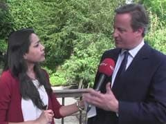 <i>'Europe Mein Rehna Hai'</i>: David Cameron on Why Britain Should Remain In EU