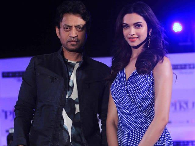 Deepika Padukone is The Biggest Star, Says Irrfan Khan