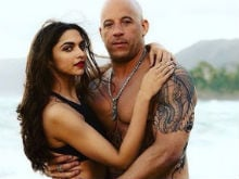 <I>Stop And Stare</i> at This Pic of Deepika And Vin Diesel From <I>xXx</i> Sets