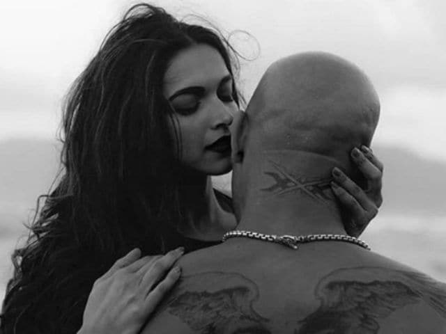 Stop And Stare at This Pic of Deepika And Vin Diesel From xXx Sets