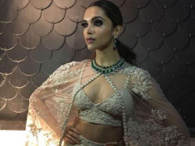 Is Deepika Padukone Bhansali's Padmavati? Here's What She Says